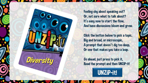 UNZiP-it! Remote w/ Diversity Prompts