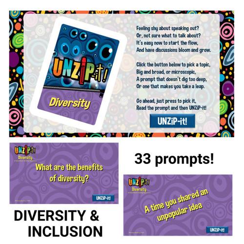 UNZiP-it! Remote w/ Diversity Prompts