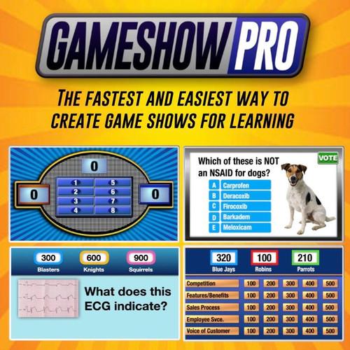 Gameshow Pro 3 games online/virtual