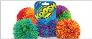 Balls & Squeezies - Koosh