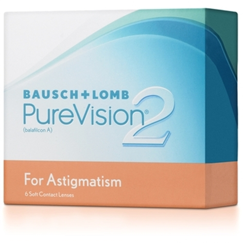 PureVision 2 HD for Astigmatism 6 Pack