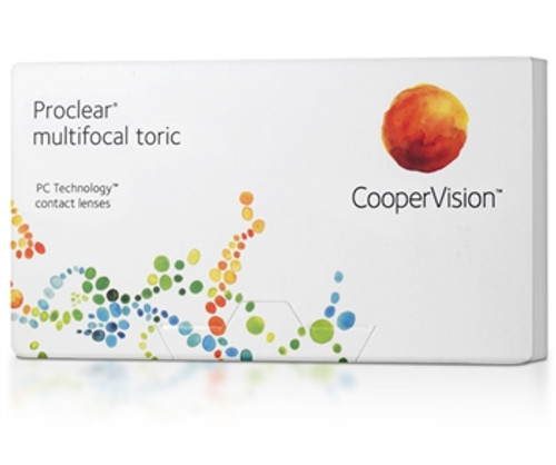 Proclear Multifocal Toric 6 Pack