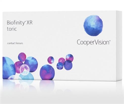 Biofinity Toric XR 6 Pack