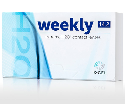 Extreme H2O Weekly 12 Pack