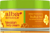 Hawaiian Body Cream - Deep Moisturizing Kukui Nut