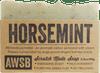A Wild Soap Bar Horsemint Organic Soap Bar
