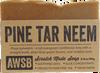 Pine Tar Neem Oil Organic Soap Bar