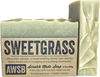 Sweetgrass Organic Soap Bar