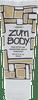 Almond Zum Body Lotion Tube