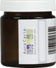 Amber Wide Mouth Jar With Writable Label