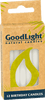 GoodLight Candle Birthday Candles - White