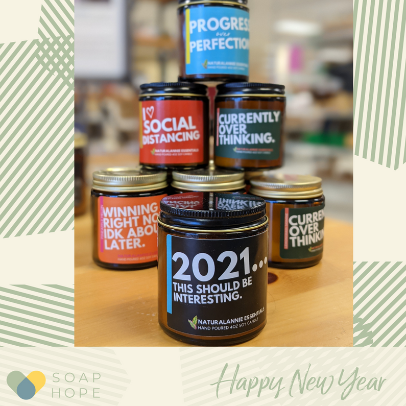 New Year, Fresh Goals!