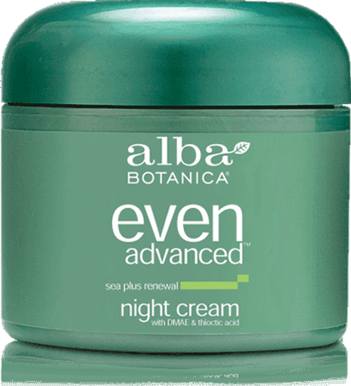 Even Advanced - Sea Plus Renewal Night Cream
