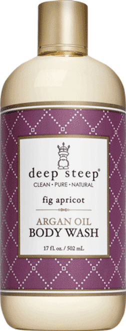Fig Apricot Body Wash