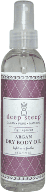 Deep Steep Fig Apricot Dry Oil Body Spritzer