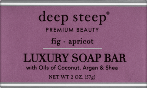 Fig Apricot Soap Bar