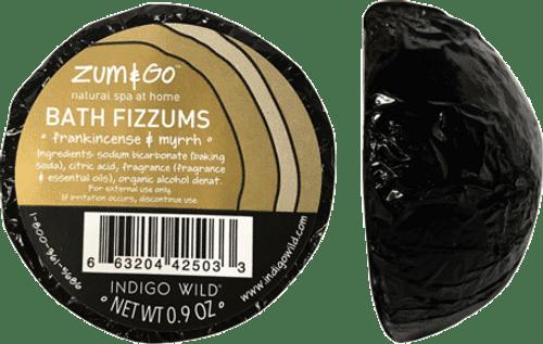 Indigo Wild Frankincense And Myrrh Bath Fizzum
