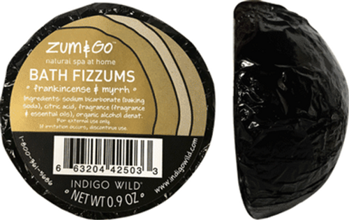 Frankincense And Myrrh Bath Fizzum