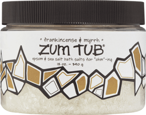 Frankincense And Myrrh Bath Salts