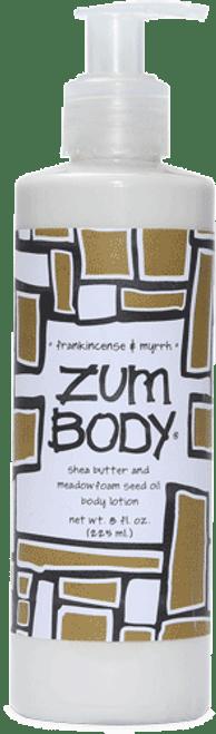 Frankincense And Myrrh Body Lotion 8oz
