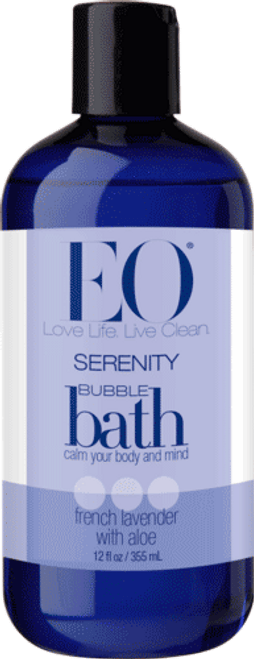 EO Products French Lavender Bubble Bath
