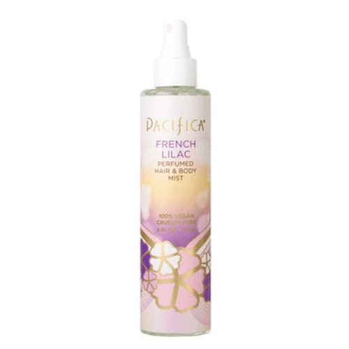 French Lilac Perfumed Hair & Body Mist