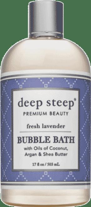Deep Steep Fresh Lavender Bubble Bath