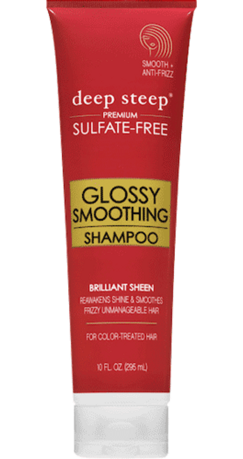 Deep Steep Glossy Smoothing Shampoo