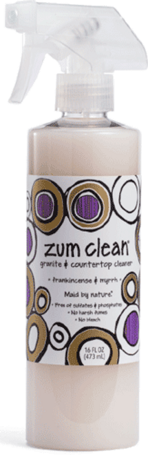 Zum Clean Frankincense & Myrrh Granite and Countertop Cleaner
