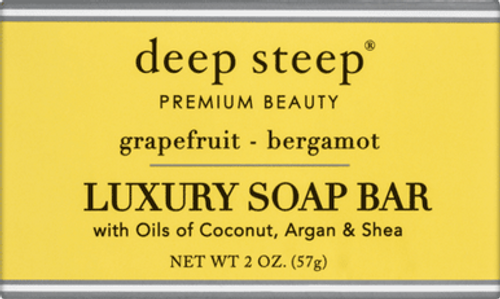 Grapefruit Bergamot Soap Bar