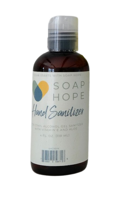 Hand Sanitizer - 4 oz.