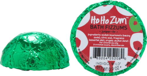 Hoho Zum Bath Fizzum - Juniper Fir