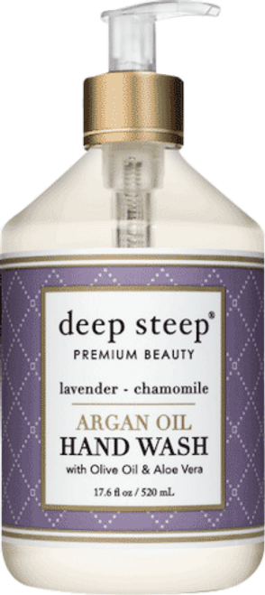 Lavender Chamomile Argan Oil Liquid Hand Wash