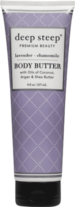 Deep Steep Lavender Chamomile Body Butter