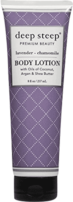 Deep Steep Lavender Chamomile Body Lotion