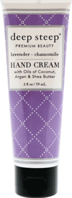 Deep Steep Lavender Chamomile Hand Cream