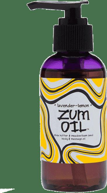 Lavender Lemon Massage Oil