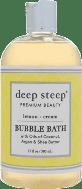Lemon Cream Bubble Bath