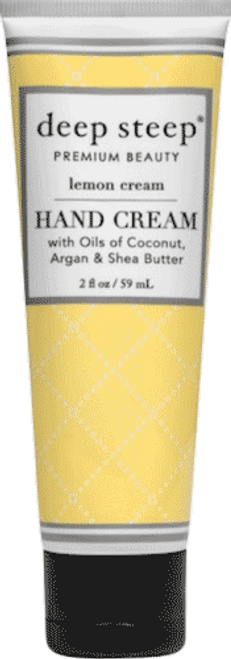 Deep Steep Lemon Cream Hand Cream
