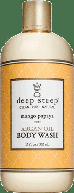 Deep Steep Mango Papaya Body Wash