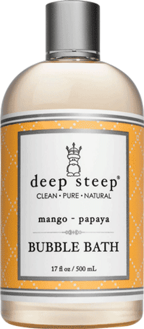 Deep Steep Mango Papaya Bubble Bath