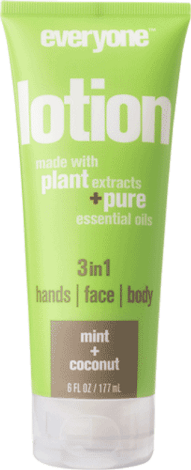 Everyone Mint And Coconut Body Lotion