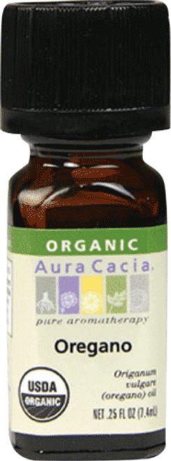 Aura Cacia Oregano Essential Oil