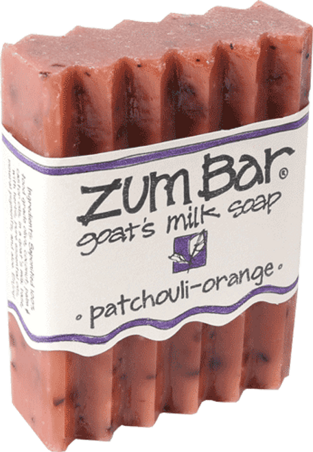 Patchouli Orange Zum Bar