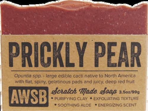 Prickly Pear Organic Soap Bar