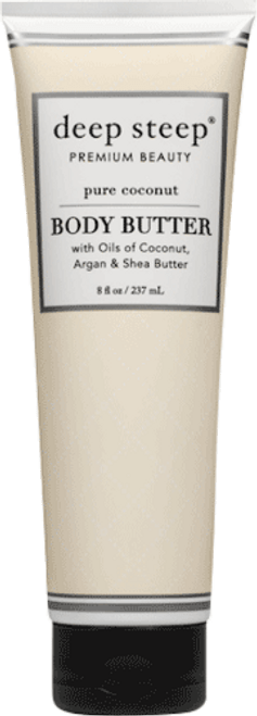 Deep Steep Pure Coconut Body Butter