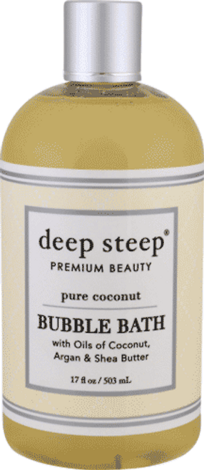Pure Coconut Bubble Bath