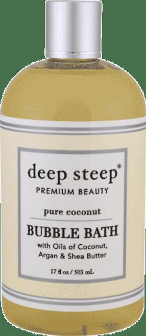 Pure Coconut Bubble Bath