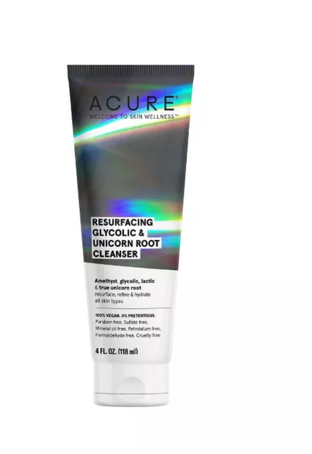 Resurfacing Glycolic + Unicorn Root Cleanser