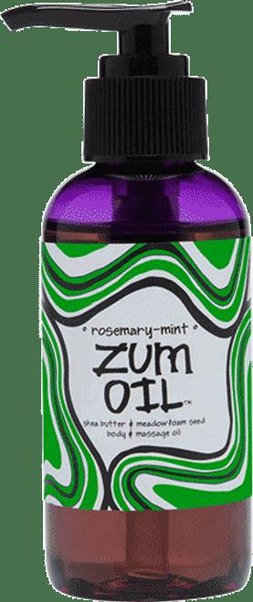 Indigo Wild Rosemary Mint Massage Oil